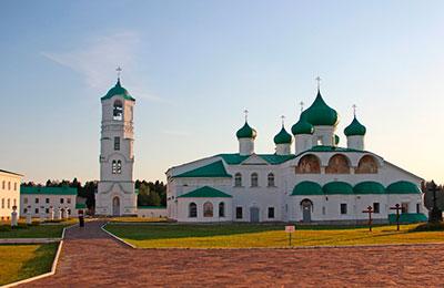 Александро-Свирский, Оятский и Тервенический монастыри