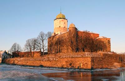 Выборг - святая крепость