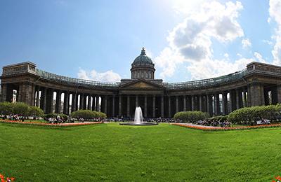 Святыни Санкт-Петербурга по воскресеньям