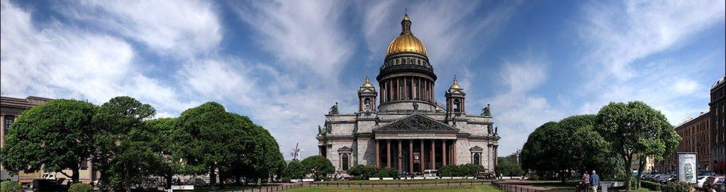 Прием паломников в Петербурге от 10 чел.