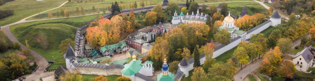 Паломническая поездка в Псков. Печоры. Изборск. Камно